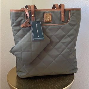 Tommy Hilfiger Quilted Tote bag
